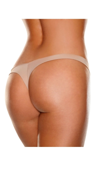Invisible Thong - Nude