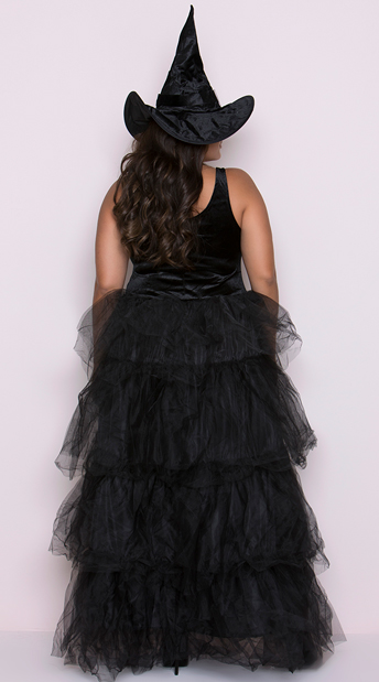 Plus Size Spellbound Witch Costume Plus Size Witch