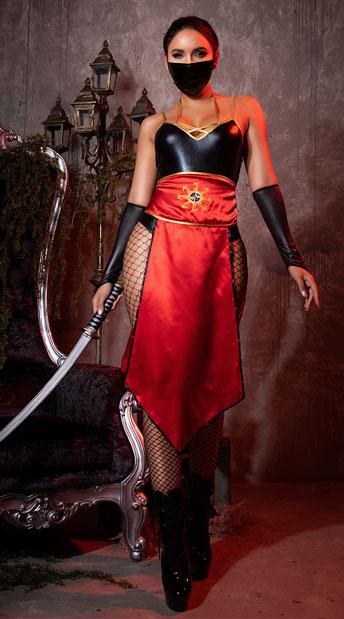 Yandy Violent Warfare Ninja Costume