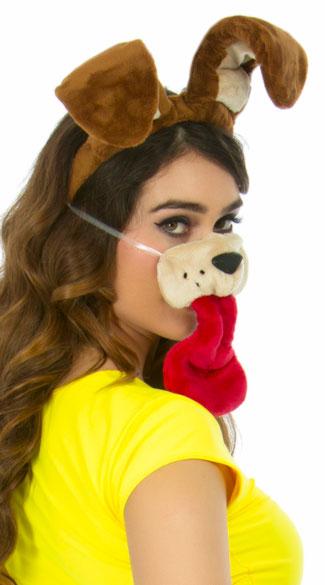 Dog Ears Mask