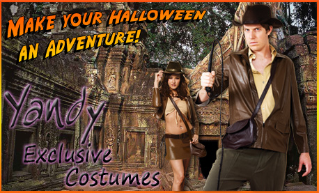 Yandy Exclusive Costumes