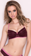 Yandy Compare and Contrast Burgundy Bikini Panty, burgundy lace panty - Yandy.com
