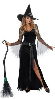 Witch Costume, Witch Costumes, Sexy Witch Costume