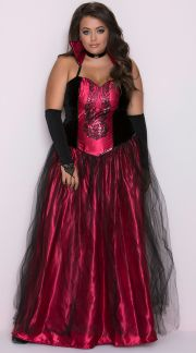 Plus Size Costumes, Plus Size Halloween Costumes, Women\'s Plus ...