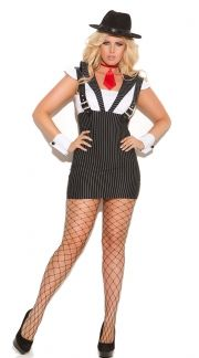 mens gangsta costume quick view - Female Gangster Halloween Costumes