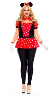 plus size minnie mouse costume, minnie mouse plus size costumes