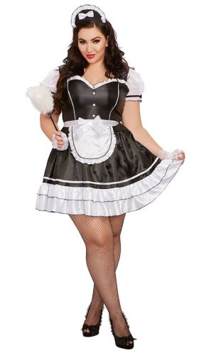 ae215336 Sexy Plus Size Costumes, Sexy Plus Size Halloween Costumes