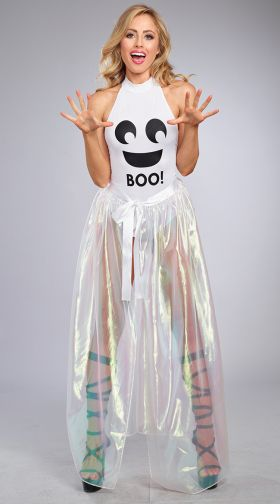 Sexy Ghost Costumes For Adults