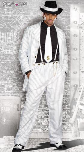 sc 1 st  Yandy & Mens Gangster Costume Gangster Costume for Men Mob Boss Costume
