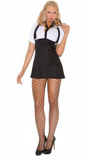 Detention Hottie Costume, Sexy Detention Hottie Costume -9535
