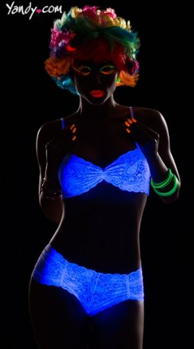 Glow in the Dark Outfits   Party Clothes  a7f3dd997