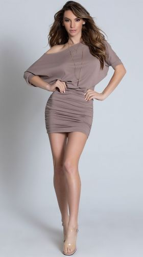 4a26d0e8ec6 Classic Short Sleeve Mini Dress