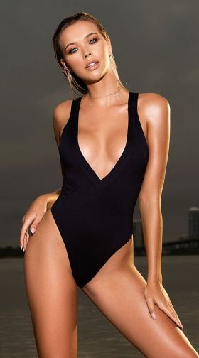 1ec7d5d395f Sexy One Piece Swimsuits & One Piece Bathing Suits | Yandy