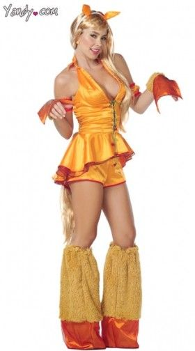 Consider, Plus size sexy fox halloween costume could not