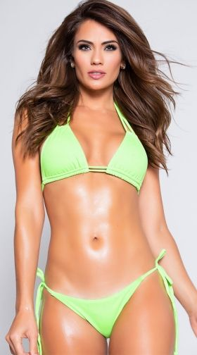 b14fee8825ec4 Yandy Double Strapped Bikini Top