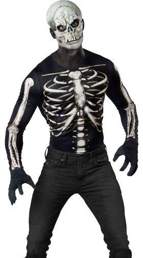 4dd2b590b52 Men s Skeleton Costumes   Undead Costumes for Men