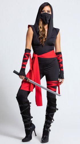 Sexy ninja costumes yandy ninja of darkness costume 4495 solutioingenieria Image collections