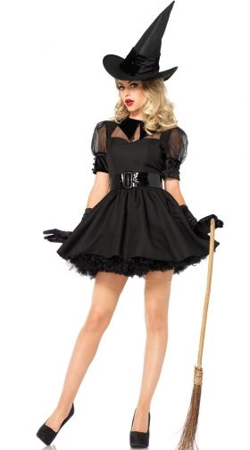 afd17a45cd8 Sexy Halloween Witch Costumes - Sexy Witch Costumes, Adult Witch ...