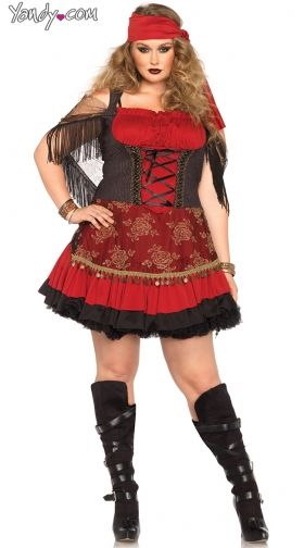 sc 1 st  Yandy & Gypsy Costumes: Sexy Gypsy Costumes for Halloween | Yandy