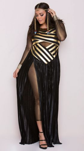 ad289b8065f Plus Size Goddess Isis Costume