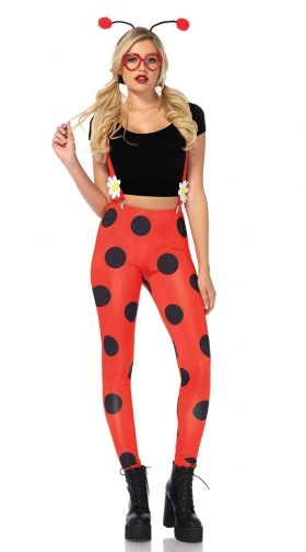 sc 1 st  Yandy & Sexy Ladybug Costume Ladybug Halloween Costume Adult Lady Bug Costume