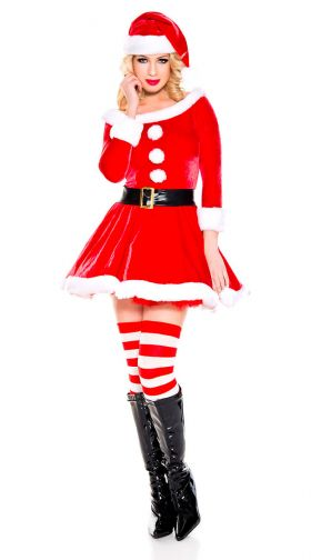 d13943f778f1 Sexy Santa Costumes   Sexy Christmas Outfits