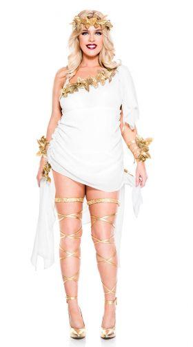 Plus Size Greek Costumes: Greek God & Goddess Costumes | Yandy