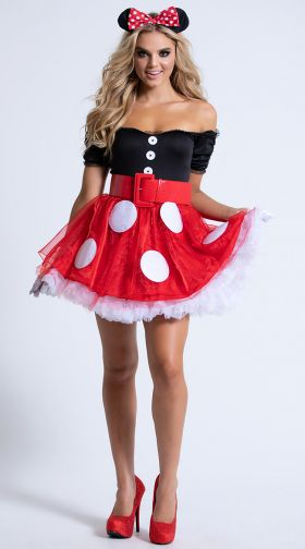 sc 1 st  Yandy & Minnie Mouse Costumes: Sexy Minnie Mouse Costumes for Adults | Yandy