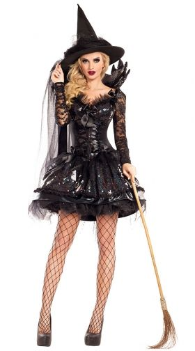 8cb65c77ad Witch Costumes  Sexy Witch Costumes for Adults