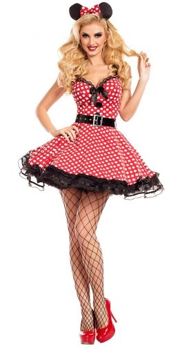 $64.99  sc 1 st  Yandy & Minnie Mouse Costumes: Sexy Minnie Mouse Costumes for Adults | Yandy