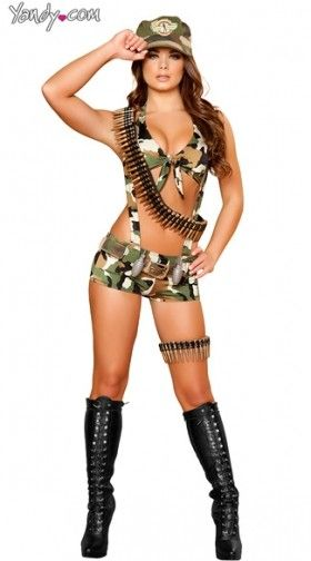 626d287eb6 Military Costumes  Camouflage Costumes for Halloween