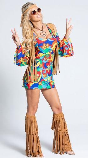 Adult Hippie Costumes Hippie Halloween Costumes Sexy