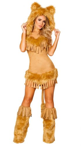 Sexy Lion Costumes Adult Lion Costumes Lion Halloween Costumes