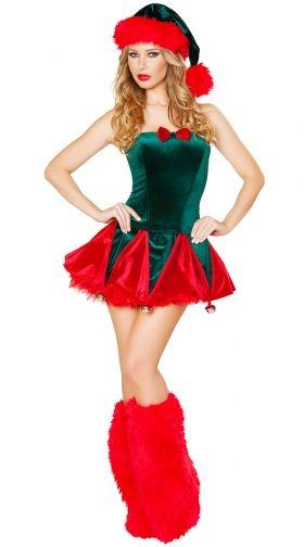 LEILA: Sexy elves costumes