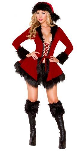 310491cc599 Sexy Santa Costumes, Mrs Santa Claus Costume, Women's Santa Costume