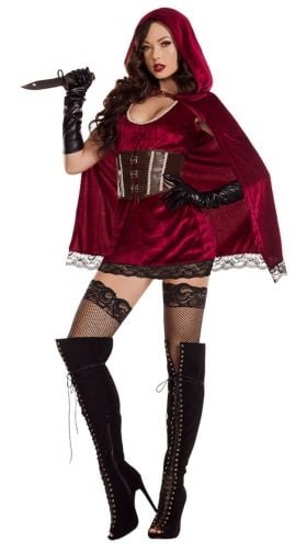 33856bc91 Sexy Little Red Riding Hood Costumes, Sexy Red Riding Hood Costumes ...