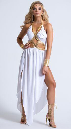 Yandy Ethereal Greek Goddess Costume