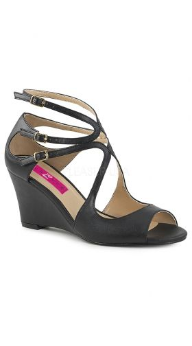 7275d5a8599 Wedge Sandals  Patterned Wedges   Clear Wedge Shoes