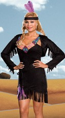 Plus Size Makin Reservations Indian Costume  sc 1 st  Yandy & Plus Size Makin Reservations Indian Costume Plus Size Native Woman ...