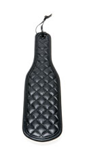 Quilted Black Paddle - Black