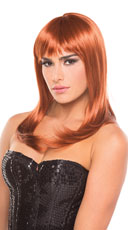 Hollywood Glam Wig - as shown