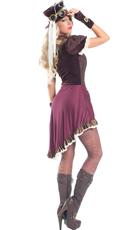 Steampunk Rider Costume