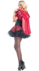 Sassy Riding Hood Costume