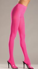 Show Stopper Pantyhose   - Neon Pink