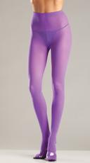 Show Stopper Pantyhose   - Purple
