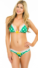 O'Kelly Polkadot Bikini - as shown