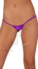 Bright G-String - Purple
