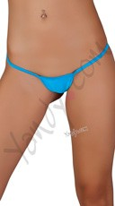 Bright G-String - Turquoise