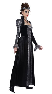 Dark Majesty Costume - Black