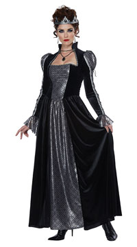 Dark Majesty Costume - Black